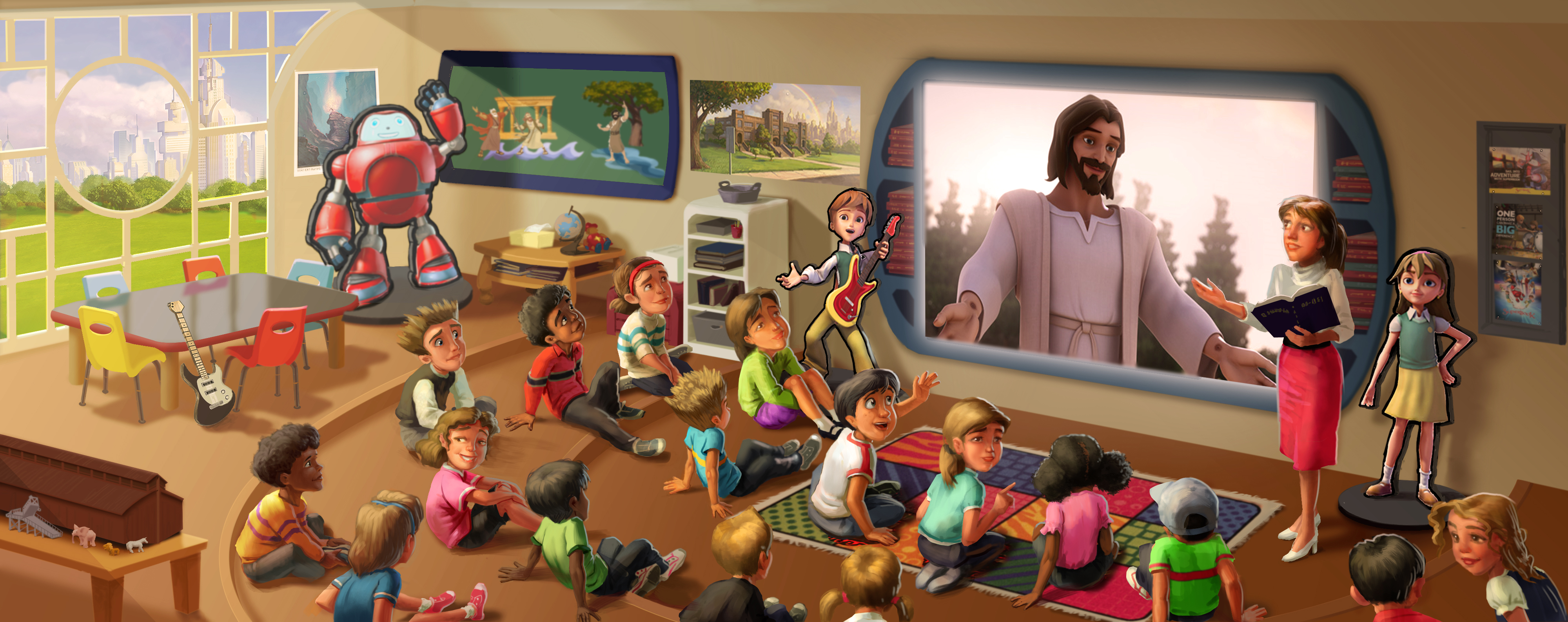 Superbook Church