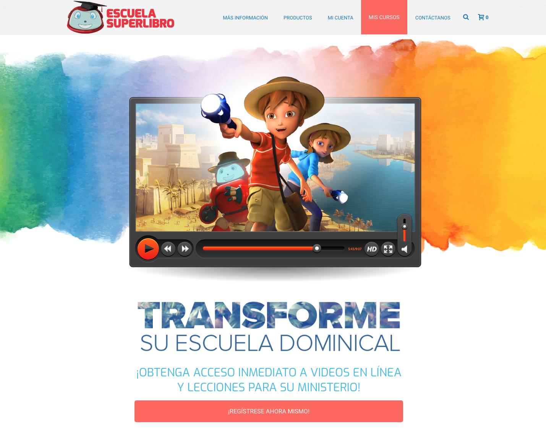 escuelasuperlibro.com